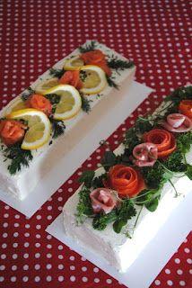 Homemade by MI: Voileipäkakut
