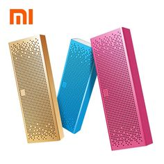 42.40$  Watch now - http://aliw0w.shopchina.info/1/go.php?t=32736230441 - Newest Original Xiaomi Bluetooth Speaker Wireless Stereo Mini Portable MP3 Player For iphone Samsung Handsfree Support TF AUX  #aliexpressideas