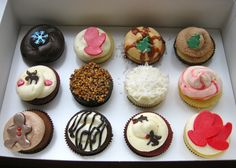 Try cupcakes from a Georgetown Cupcakes
