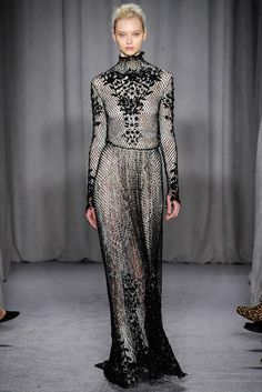 Marchesa Fall 2014 - NYFW - Fashion Runway