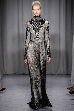 Marchesa Fall 2014 - NYFW - Fashion Runway