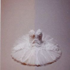White swan costume from Black Swan