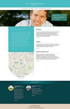 Diseño web Psiquiatria Barcelona | http://www.latevaweb.com/diseno-web-y-marketing-online-psiquiatria-barcelona.html