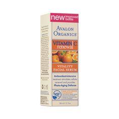 Vitamin C Renewal Vitality Facial Serum - Thrive Market