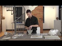 Pottery Video How to Make and Design a Stiff Slab Vase