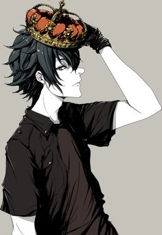 The king of manga writers. Kiro Kode. ^ - ^ ) (he's not a real manga writer… #mangaart