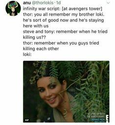 Thor, God of Thunder and Savagery