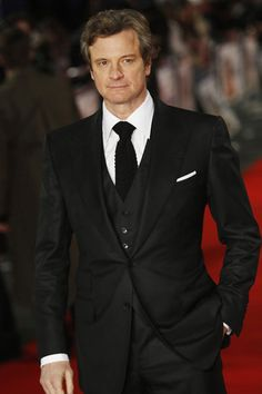 Colin Firth... Colin Firth!