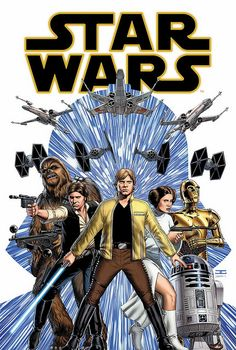 Marvel Star Wars #1 (John Cassaday)