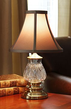 Reduced Price Large Vintage Waterford Lamps 37 Quot Tall