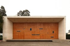 Los Nogales School Chapel in Colombia by Daniel Bonilla Arquitectos