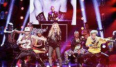 Madonna's 'Rebel Heart' Album Sees Huge Sales Increase After Jimmy Fallon ... Madonna  #Madonna