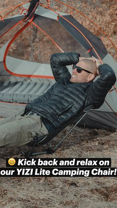 Camping Furniture, Camping Chair, Camping List, Camping Checklist, Tent Camping, Camping Hacks, Kick Backs, Camping Accessories, Camping Equipment