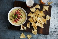 Austin Diner-Style Queso recipe on Food52