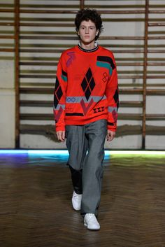 Gosha Rubchinskiy Spring 2016 Menswear - Collection - Gallery - Style.com