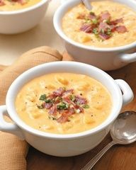 Le Madeleine's Potato Soup