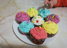 Prajitura Milka cu crema de vanilie - CULINAR Desserts, Hair Ideas, Rome, Tailgate Desserts, Dessert, Deserts, Food Deserts, Postres