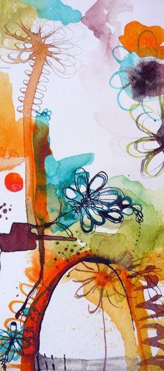 An Element of Surprise by Tracy Verdugo http://artoftracyverdugo.blogspot.com