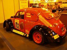 VW Beetle Racing Car