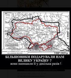 TRUTH  !!! THE MAP OF UKRAINE 1919 !!! , Ukraine, from Iryna