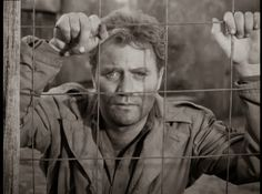 "Combat with Vic Morrow in episode ""A Long Way Home"""