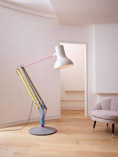 Anglepoise & Paul Smith Type 75 Giant Floor Lamp