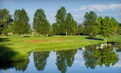 Coal Creek Golf Course Louisville, Colorado.