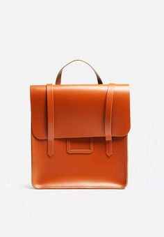 Folio Backpack - Russet Cambridge Satchel Company Backpacks | Superbalist.com