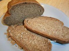 Fotorecept: Kváskový celozrnný chlebík