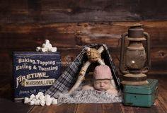 Newborn Magazine   Melissa Uppena Photography \ Newborn Camper