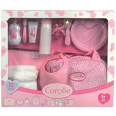 Corolle Baby Doll Accessories Set