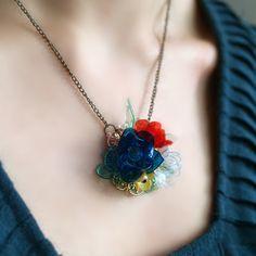 Noad Design - Plastic Pendant - £50