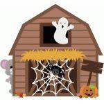 haunted barn halloween