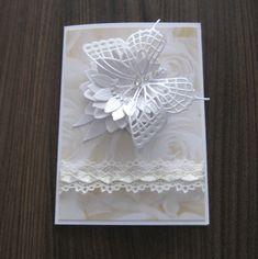 svatební motýl