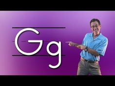 Learn the letter G. This Alphabet song in our Let's Learn About the Alphabet Series is all about the consonant g Your children will be engaged in singing, li. Alphabet Video, Alphabet Songs, Abc Songs, Kids Songs, Letter O Song, Letter G, Phonics Song, Alphabet Phonics, Phonics Videos