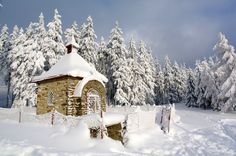 Amazing winter landscape - Beskydy Mountains, Czech Republic Winter Snow, Winter Time, Fall Winter, Snowy Day, Central Europe, Winter Landscape, Prague, Czech Republic, Arquitetura