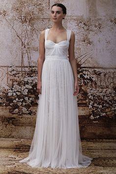 Fashion Friday: Monique Lhuillier Fall 2014   http://brideandbreakfast.ph/2014/04/25/monique-lhuillier-fall-2014/