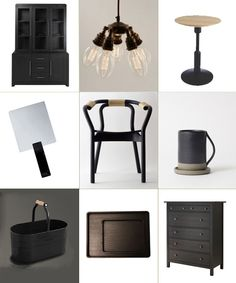Inspired By American Gothic Decor - http://www.decorationhunt.com/home-decoration/inspired-by-american-gothic-decor/