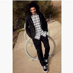 LEVI'S LEVI'S® SKATEBOARDING™ WORK PANTS - BLACK. #levis #cloth #
