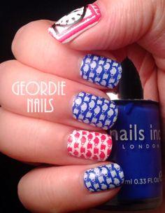 Geordie Nails: January 2014
