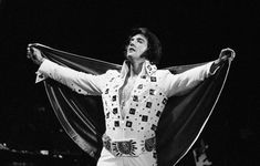 Elvis Presley died on 16 August 1977 aged 42. On the 40th anniversary of his death, we look back at some special pictures of an American icon