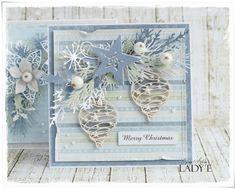 More Christmas Cards / Więcej karetk świątecznych Studio75 DT