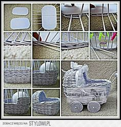 If you are a super fan of using newspaper for crafting you are going to adore this ultimate list of newspaper craft ideas. Recycled Paper Crafts, Toilet Paper Crafts, Diy And Crafts, Newspaper Basket, Newspaper Crafts, Willow Weaving, Basket Weaving, Miniature Furniture, Dollhouse Furniture