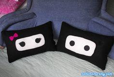 pillow talk, ninja pillow, ninja nurseri