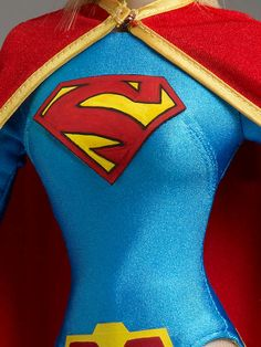 #pinned SUPERGIRL 52 #details - from our DC Stars Collection #dollchat ^kv
