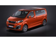 Peugeot Traveller 2017 - Squir