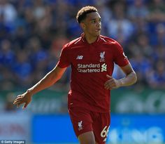 Liverpool's Trent Alexander-Arnold has been nominated to win the 2018 Golden Boy award World Football, Football Players, Ynwa Liverpool, Alexander Arnold, English Premier League, European Football, Cute Photos, Dele Alli, Champion