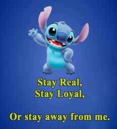 This could go so many places, but Ill put it to Disney because, well, Stitc - Funny True Quotes, Funny Relatable Memes, Cute Quotes, Funny Texts, Disney Pixar, Disney Memes, Disney Quotes, Lilo And Stitch Quotes, Lelo And Stitch