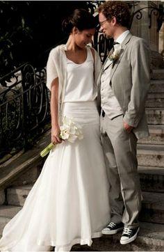Lluvia de bodas: Novias diferentes...