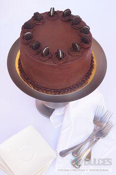 No solo dulces - Tarta de chocolate y galletas Oreo